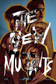 Προβολή Ταινίας 'The New Mutants' στην Odeon Entertainment