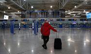 Μειωμένη η επιβατική κίνηση στο αεροδρόμιο «Ελ. Βενιζέλος» τον Αύγουστο