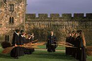 Βρετανία: Το κάστρο του Χάρι Πότερ την εποχή του κορωνοϊού