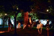 Πάτρα - Μια ξεχωριστή παράσταση από νέους καλλιτέχνες στο αίθριο του Παλαιού Νοσοκομείου (φωτο)
