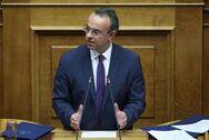 Σταϊκούρας: 'Διευρυμένη και πάνω από 1 δισ. ευρώ η επιστρεπτέα προκαταβολή ΙΙΙ'