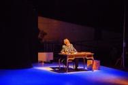 Μια ιδιαίτερη παράσταση για τον Κωστή Παλαμά με τον Γρηγόρη Βαλτινό έρχεται στην Αιγιάλεια
