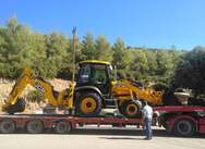 Αχαΐα: Ο Δήμος Ερυμάνθου απέκτησε νέο χωματουργικό μηχάνημα