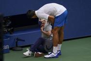 US Open: Αποβλήθηκε ο Νόβακ Τζόκοβιτς - Χτύπησε επόπτρια με μπαλάκι