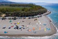 Πάτρα: Σημαντικές διακρίσεις για τον όμιλο ΙΑΣΩΝ στον αγώνα ιστιοπλοΐας kiteboarding (φωτο)