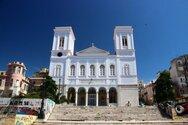Πανηγυρίζει ο ιερός ναός της Παντάνασσας στην Πάτρα