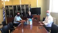 Συνεργασία Δήμου Δυτικής Αχαΐας - Αστυνομίας στην εφαρμογή των μέτρων κατά του covid-19