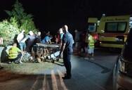 Τροχαίο με δύο τραυματίες στην Πατρών - Κλάους