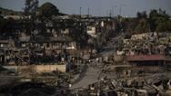 Μόρια: Πρόχειρος καταυλισμός για να φύγουν οι μετανάστες από τον δρόμο