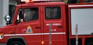 Πάτρα: Ξέσπασε φωτιά στην περιοχή του Αγίου Βασιλείου