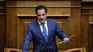 Γεωργιάδης: 'Το παρεμπόριο αποτελεί μεγάλη πληγή'