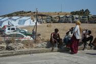Στον καταυλισμό του Καρέ Τεπέ οι πρώτοι μετανάστες (φωτο)