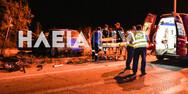 Πατρών - Πύργου: Συνελήφθη 26χρονος για το τροχαίο που στοίχισε τη ζωή σε βρέφος 16 μηνών (φωτο+video)