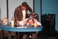 Πάτρα - Κέρδισε το χειροκρότημα η παράσταση 'Το Δάνειο' (φωτο)