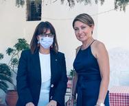 Χριστίνα Αλεξοπούλου: 'Σήμερα είμαστε όλοι Καστελοριζιοί'