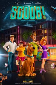 Προβολή Ταινίας 'Scoob!/Scooby Doo' στην Odeon Entertainment