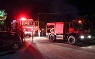 Ξέσπασε φωτιά στα Καρέικα Αχαΐας