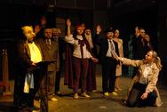 Πάτρα - Το Ρεφενέ παρουσιάζει την μαύρη κωμωδία «Η Επίσκεψη της Γηραιάς Κυρίας» (φωτο)