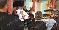 Πύργος: Ράγισαν... καρδιές στην κηδεία του 16μηνου βρέφους (φωτο)