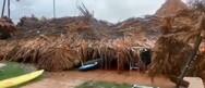 Κακοκαιρία Ιανός: Ανυπολόγιστες ζημιές σε μαγαζιά στη Ζάκυνθο