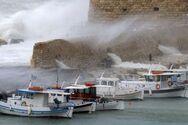 Κακοκαιρία Ιανός: Οδεύει προς την Κρήτη - Σε ετοιμότητα οι αρχές