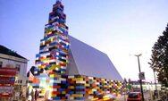 Έφτιαξαν εκκλησία από Lego - Απίστευτες φωτογραφίες