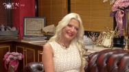 Μαρίνα Πατούλη: «Στην παιδική μου ηλικία ήμουν σαν την Αλίκη Βουγιουκλάκη» (video)