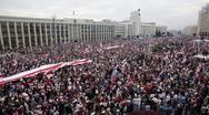 Λευκορωσία - Νέες συλλήψεις σε διαδηλώσεις στο Μινσκ