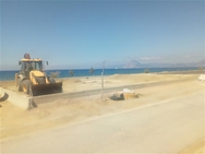 Πάτρα: 'Στοπ' στο γήπεδο του beach volley, λόγω 'κατάληψης' και 'αυθαίρετης κατασκευής'