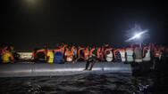 Ιταλία - Το Alan Kurdi περισυνέλεξε 133 μετανάστες στη Μεσόγειο
