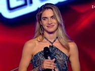 Η Αντωνία Καούρη από τα Καλάβρυτα, εντυπωσίασε άπαντες στο «The Voice» (video)