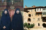 Οι δύο νεαροί μοναχοί από τη Δυτική Ελλάδα που αναστηλώνουν το πιο ιστορικό κελί του Αγίου Όρους