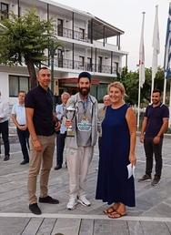 Σ.Μ.ΑΧ. Φειδιππίδης - Μεγάλες διακρίσεις για Γιαννακόπουλο και Τζανάκο στο Δόλιχο (φωτο)