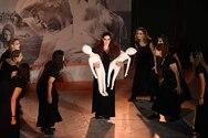 Μία εξαιρετική παράσταση είχε την τύχη να απολαύσει το κοινό της Πάτρας στην Κρήνη (φωτο)
