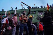 Πολιτική κρίση στη Βολιβία