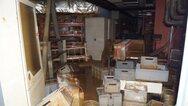 Σοβαρές ζημιές από την επέλαση της κακοκαιρίας στο Αρχαιολογικό Μουσείο Καρδίτσας
