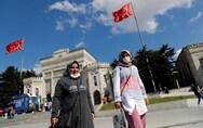 Κορωνοϊός - Τουρκία: 65 νεκροί, 1.692 κρούσματα σε ένα 24ωρο