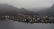 Πετώντας πάνω από τη λίμνη Fuschl και τα Αλπικά λιβάδια της Αυστρίας (video)
