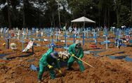 Κορωνοϊός - Η Βραζιλία μέτρησε άλλους 869 θανάτους