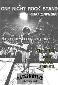 One night Rock stand στο Λατέρναtive
