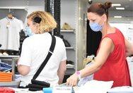 Κορωνοϊός: Mόνο μια παράβαση για τη μη χρήση μάσκας στη Δυτική Ελλάδα