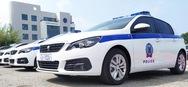 21 νέα περιπολικά οχήματα στις υπηρεσίες της Διεύθυνσης Αστυνομίας Αχαΐας
