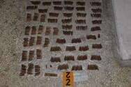 Κουκάκι: Τα όπλα και τα εκρηκτικά που βρήκε η αντιτρομοκρατική στη γιάφκα