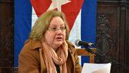 Ευχαριστήρια επιστολή στον Κώστα Πελετίδη, απέστειλε η Πρέσβειρα της Κούβας στην Αθήνα