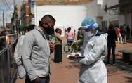Κορωνοϊός - Κολομβία: Ξεπέρασαν τα 800.000 τα κρούσματα