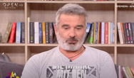 Κώστας Αποστολάκης: 'Στενοχωρήθηκα όταν τελείωσε η καραντίνα' (video)