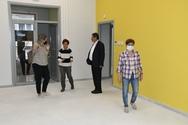 Πάτρα: O Κώστας Πελετίδης επισκέφθηκε τον υπό διαμόρφωση νέο Δημοτικό Παιδικό Σταθμό στην Μανιακίου (pics)