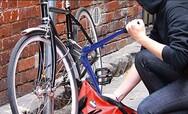 Πάτρα: Κλοπή ποδηλάτου στην πλατεία Θερμοπυλών