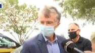 Κορωνοϊός - Αυτοψία Τσιόδρα στη Λακωνία (video)