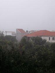Πάτρα: Προβλήματα από την έντονη βροχόπτωση